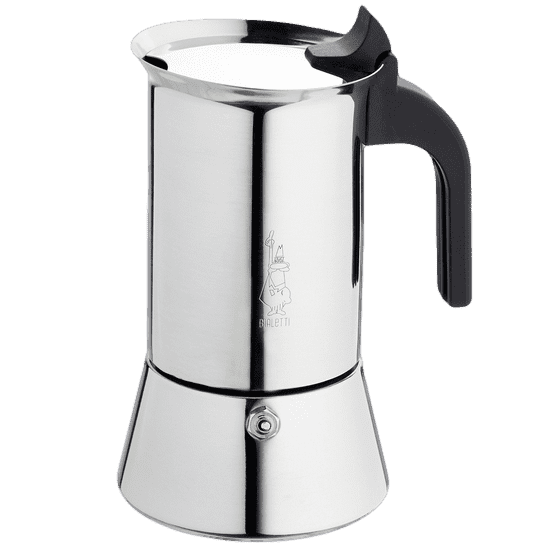 Alessi Espressokocher moka pot vs press coffee maker showdown home