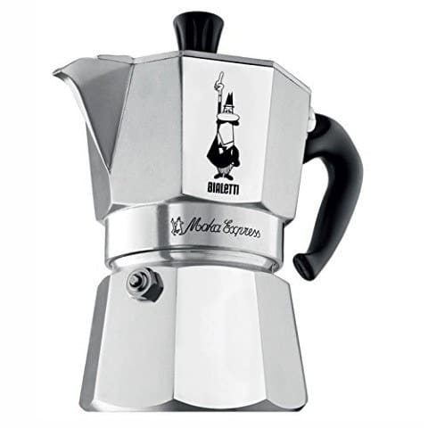 Old School Spanish Coffee Maker : Moka Pot vs. French Press Old School Coffee Maker Showdown - Home Grounds