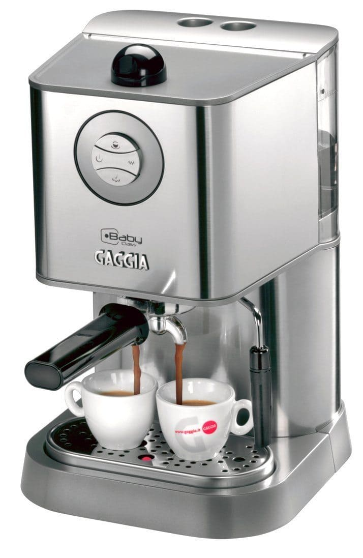 the gaggia baby class manual espresso machine review. Black Bedroom Furniture Sets. Home Design Ideas