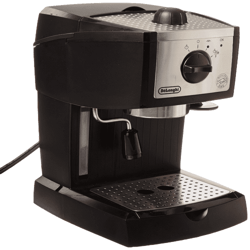 Delonghi espresso machine reviews image