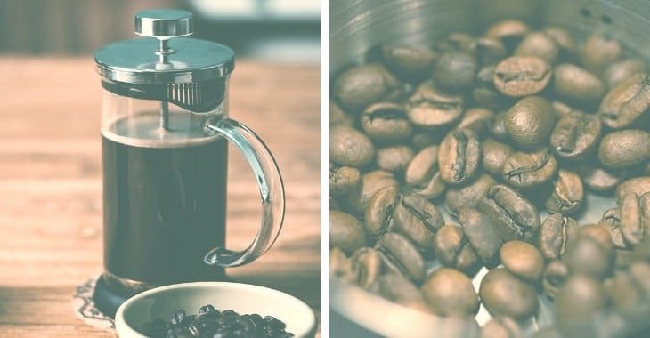 Image result for pre ground coffee for french press
