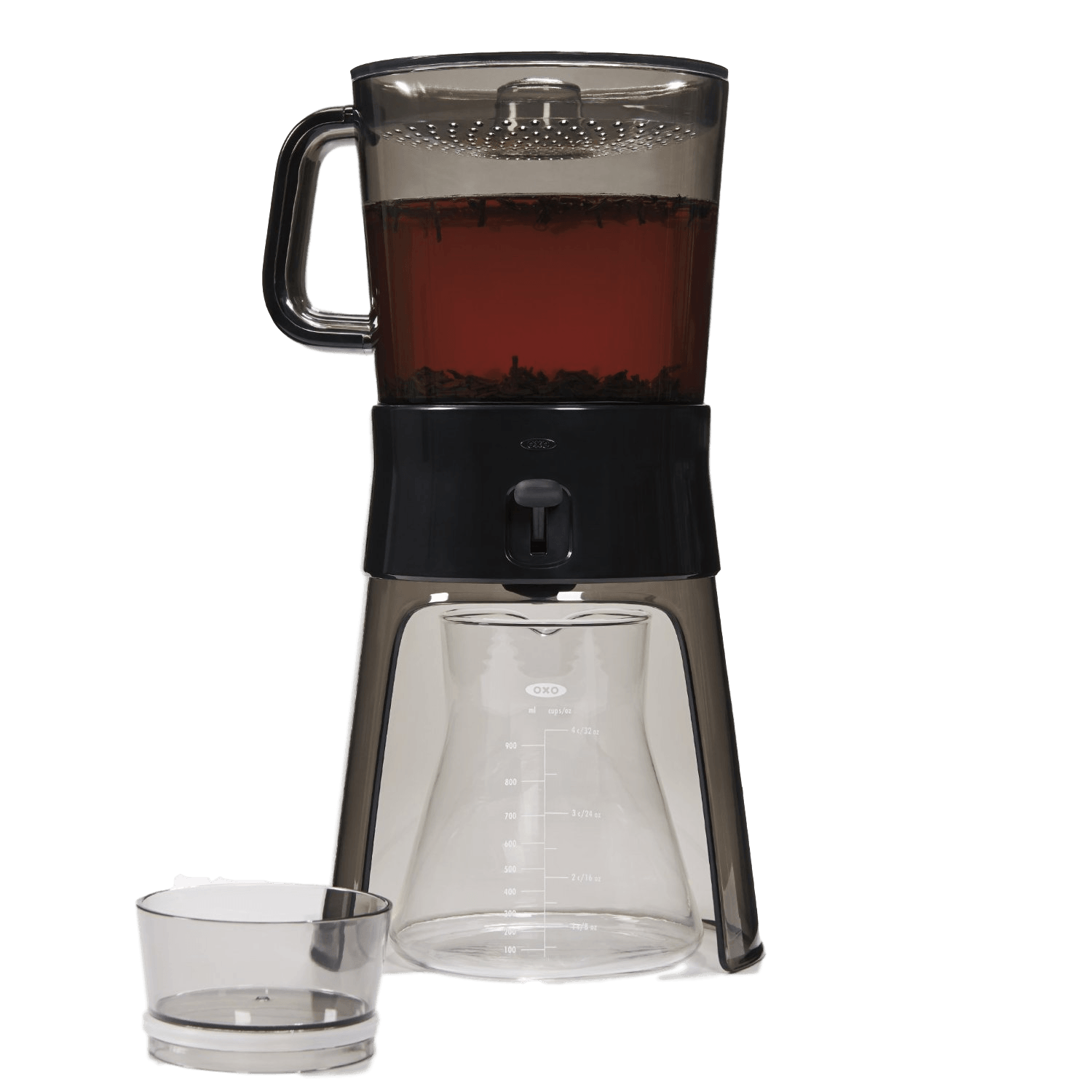Oxo Cold Brew Coffee Maker Review : A Review Of The OXO Cold Brew Coffee Maker - Home Grounds