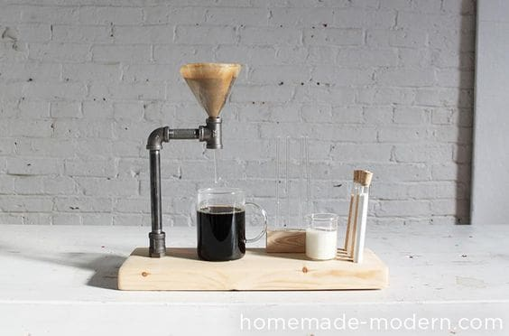 Homemade Pour Over Coffee Maker : 9 Super Stylish Pour Over Coffee Brewers You ve Never Seen - Home Grounds