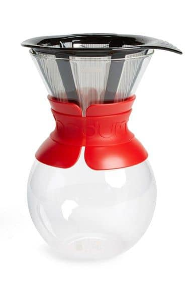 Bodum Pour Over Pour Over Coffee Maker In Trendy New Bodum Bistro