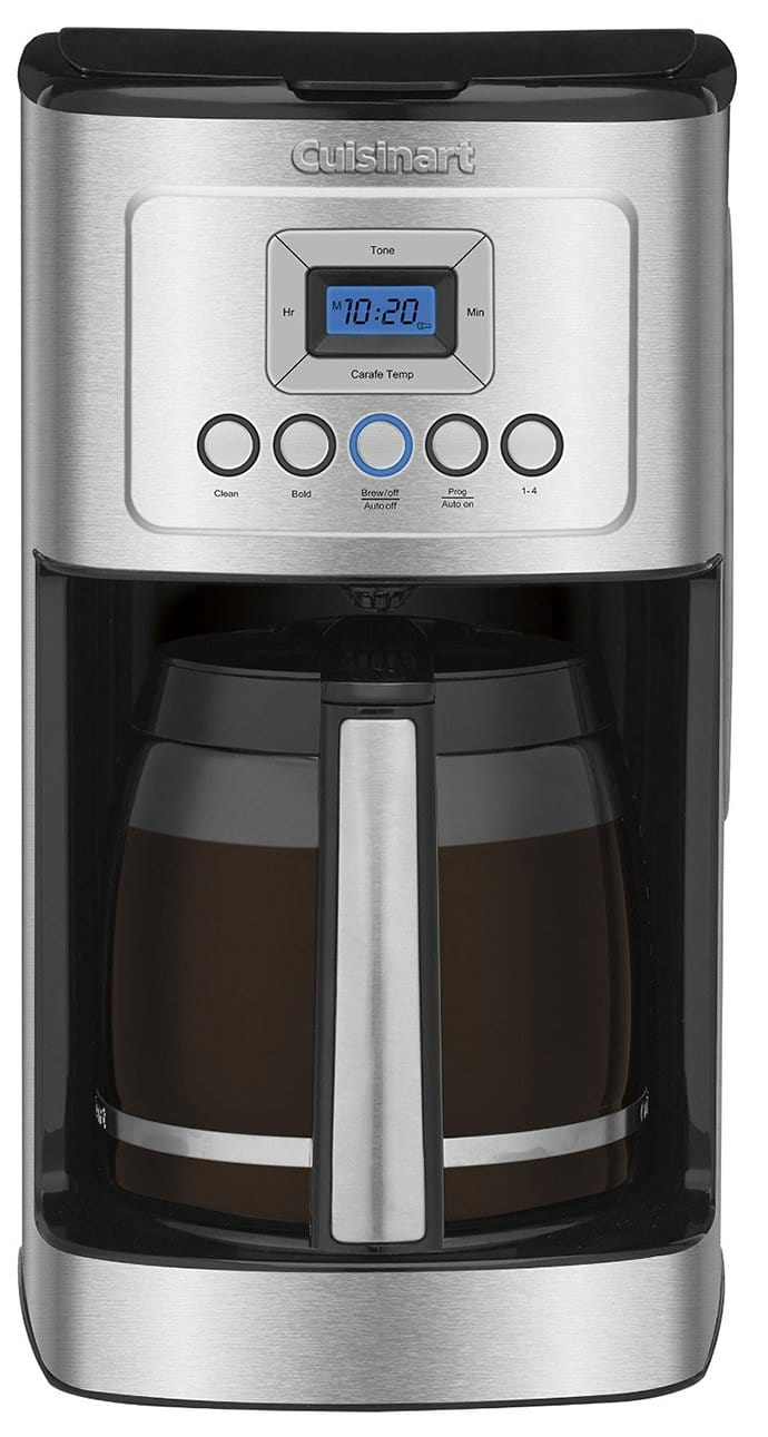 Best Programmable Coffee Maker 2016 : The 10 Best Drip Coffee Makers of 2018 Choose Wisely - Home Grounds