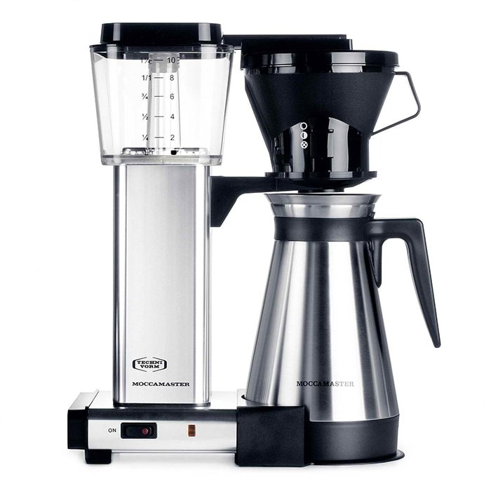 The winner - best drip coffee maker of 2017