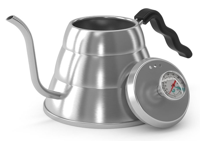 1 The Coffee Gator S Pour Over Kettle