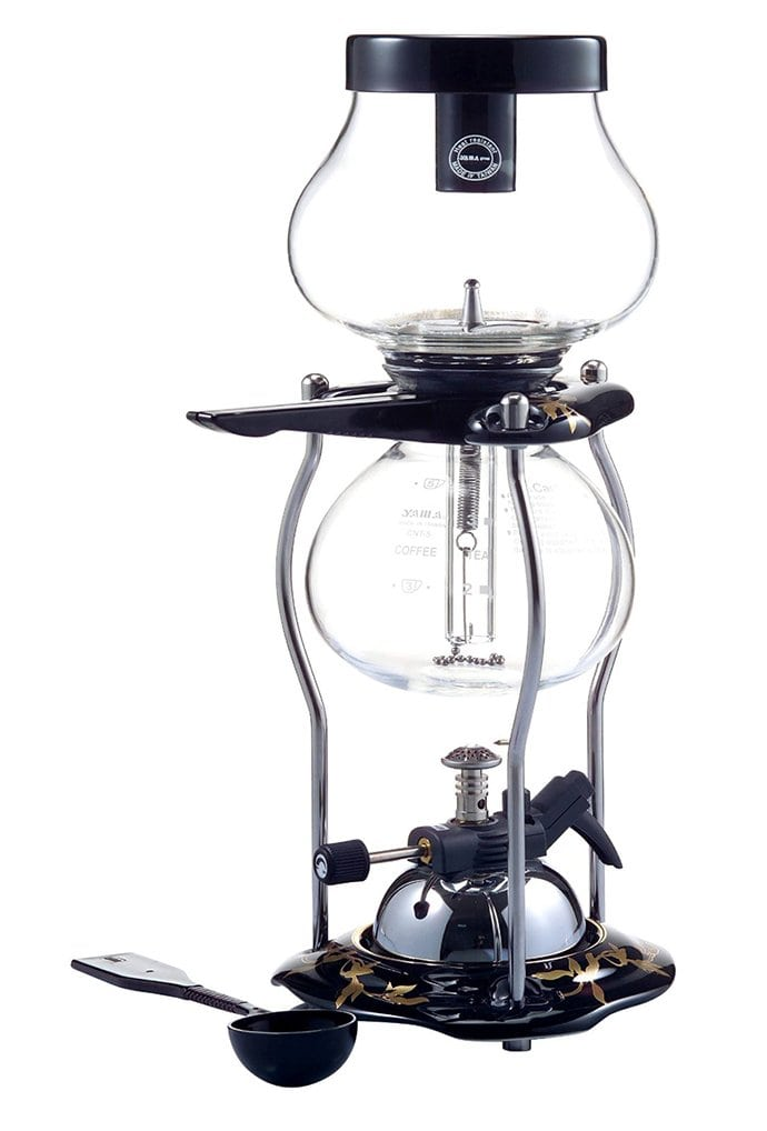 Vacuum Coffee Maker In Spanish : 5 Best Siphon Coffee Makers (AKA Vacuum Coffee Brewers) - Home Grounds