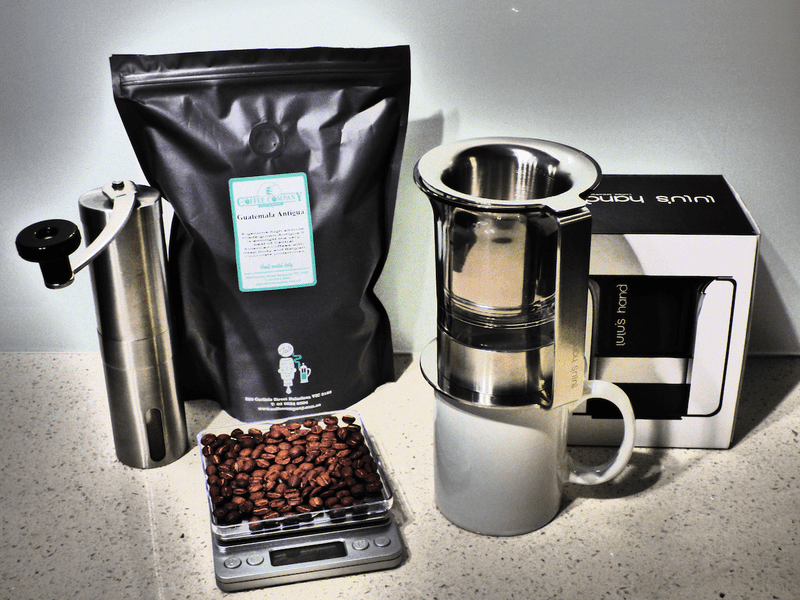 The Lulu s Hand Pour Over Coffee Maker Review - Home Grounds