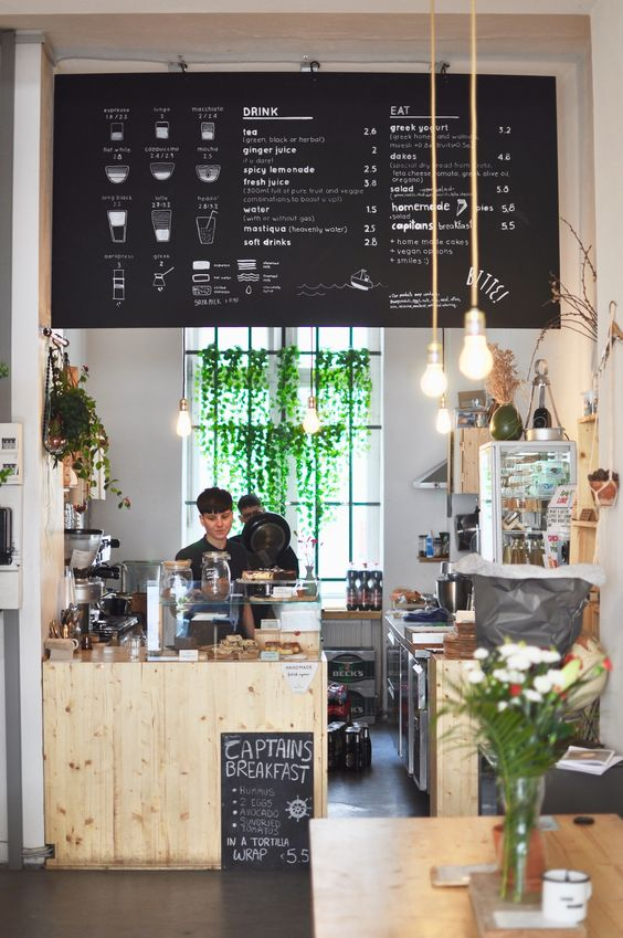 25 of the most hipster coffee shops in the world home for Design shops berlin