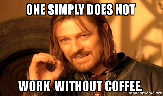 45 Funny Coffee Memes That Will Have You Laughing