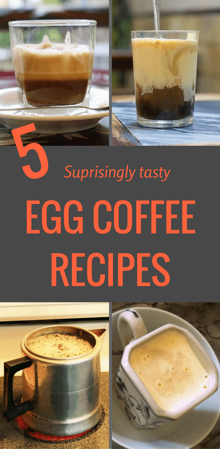5 egg coffee recipes that taste 1000x better than they sound home grounds