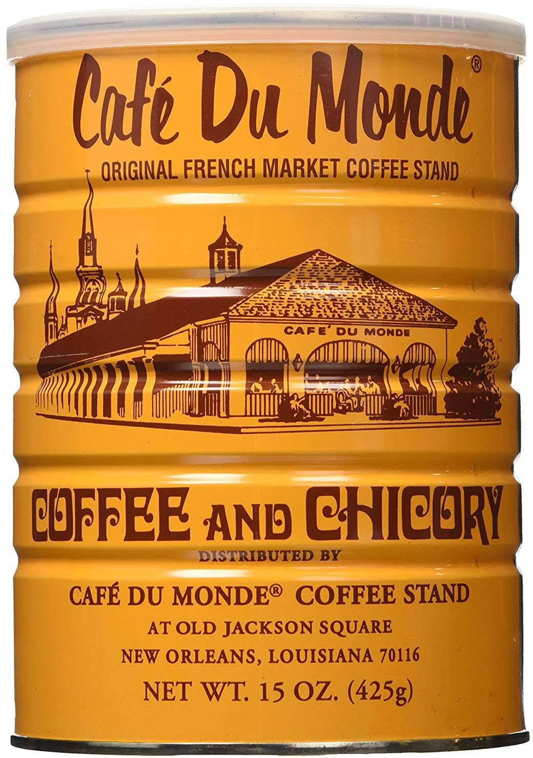 Cafe du Monde Close up