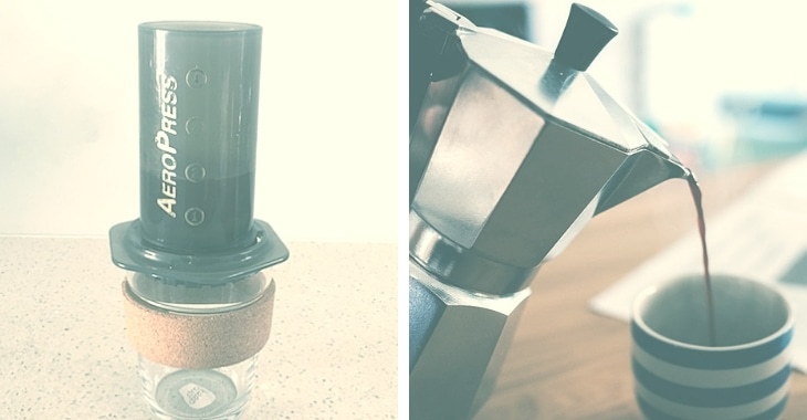How to make espresso without aeropress