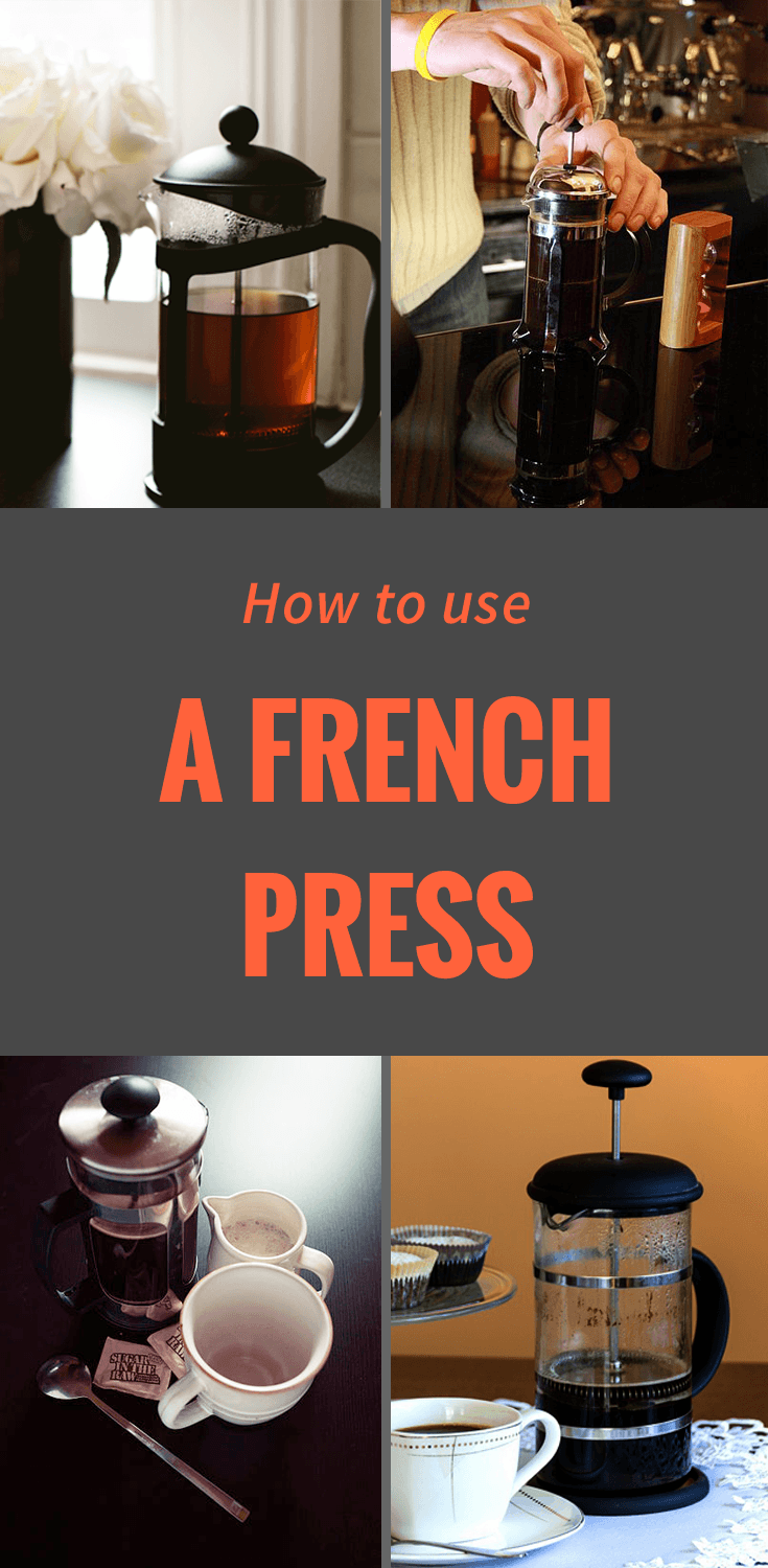 how to use a french press are you making these french press mistakes homegrounds. Black Bedroom Furniture Sets. Home Design Ideas