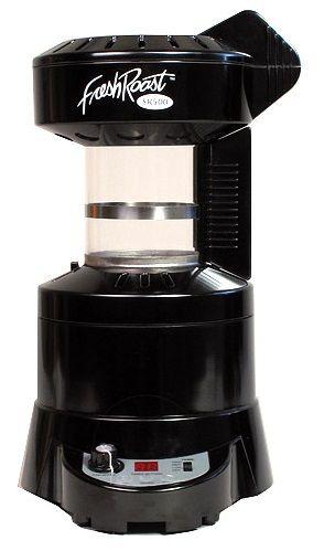 Fresh Roast SR540 Home Coffee Roaster With 1lb Espresso Blend Green Coffee Beans