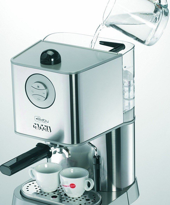 The Gaggia Baby Class Manual Espresso Machine Review - Home Grounds