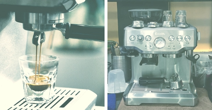 best coffee machines in brewing the finest coffee