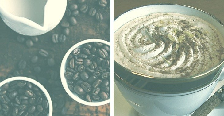 a new kind of coffee from coffee beans