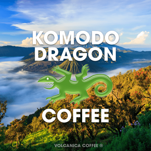 a type of coffee named after a dragon