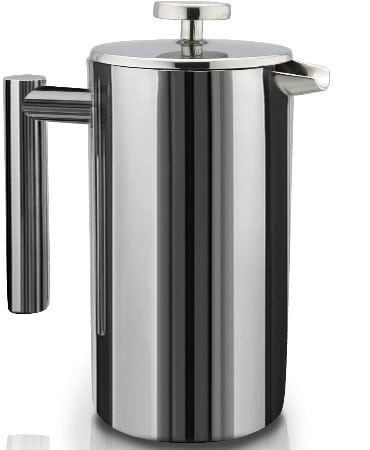 Stainless steel SterlingPro French Press