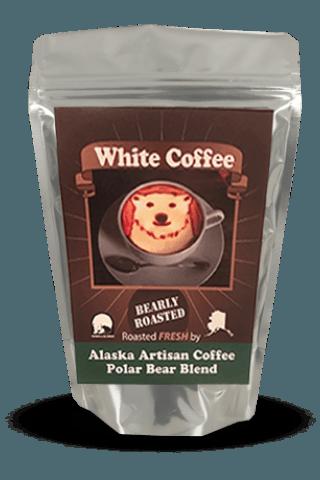 Alaska Artisan coffee beans