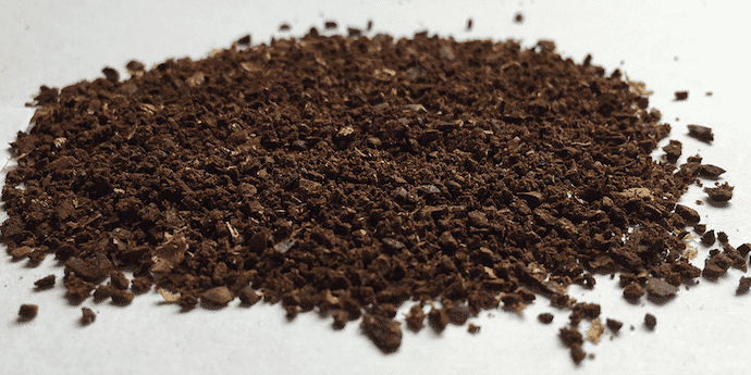 medium coarse grind coffee