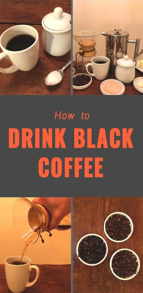 Infographic: How to Drink Black Coffee