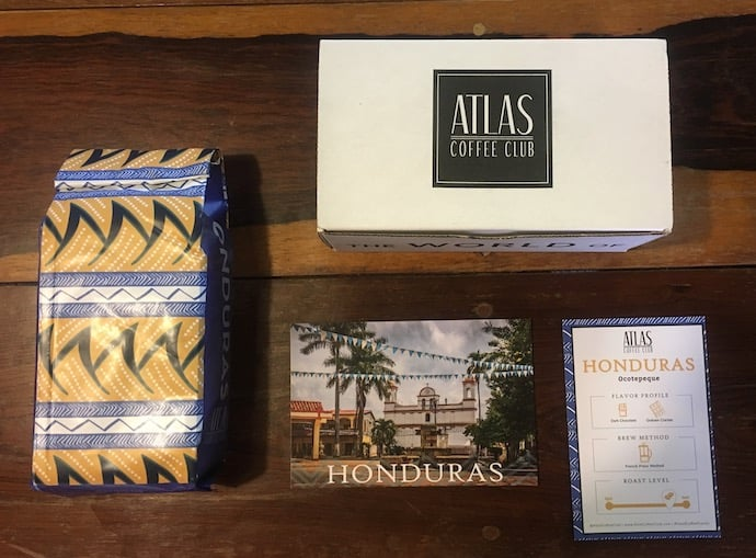 Atlas Coffee Club Subscription