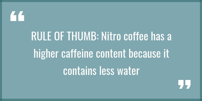 an image of a quote about nitro cold brew