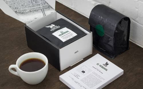 square mile coffee subscription box 2