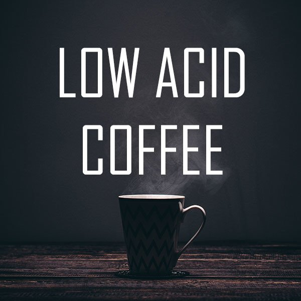 Volcanica Low Acid Coffee Blend