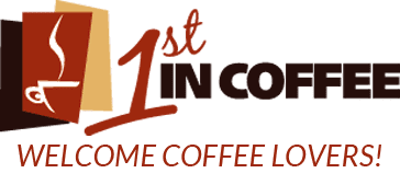 1st in Coffee Subscription Logo