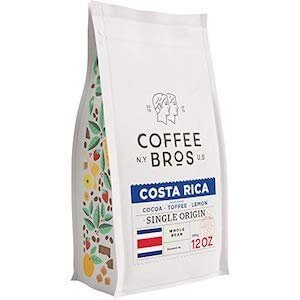 coffee bros. costa rica