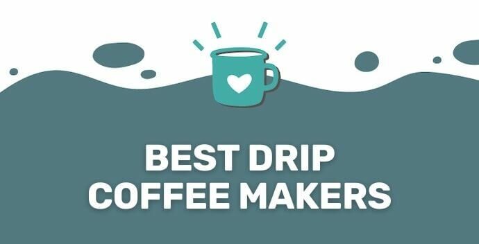 best drip coffee makers banner