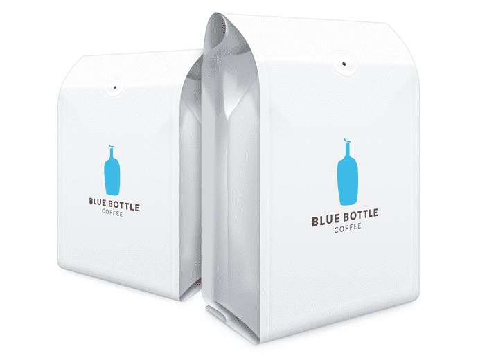 blue bottle coffee brand