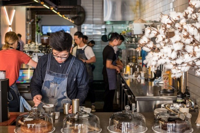 staff salary is one of the factors to be considered when researching how much it costs to open a coffee shop