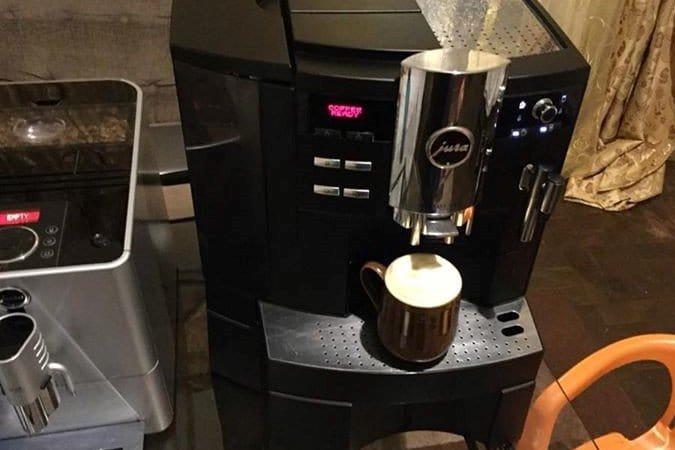 one of the best jura espresso machines