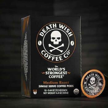 death wish coffee capsules