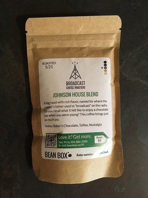 Johnson House blend