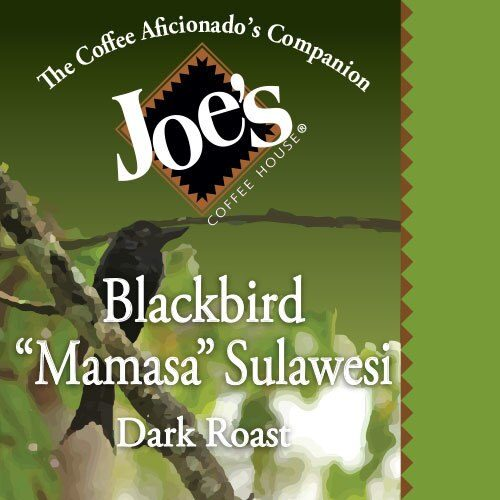 Joes Coffee Black Bird Sulawesi