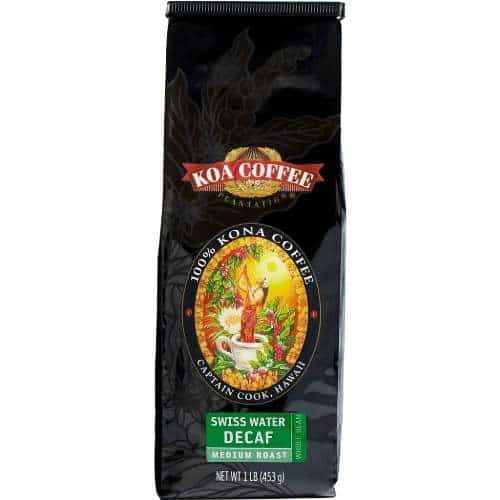 A pack of coffee