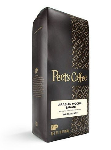 Peets Coffee Arabian Mocha Sanani