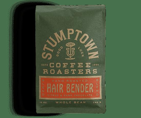 Stumptown Coffee Cliffhanger