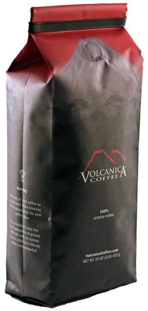 volcanica coffee beans