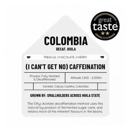 Neighbourhood Coffee I can't Get No Caffeination