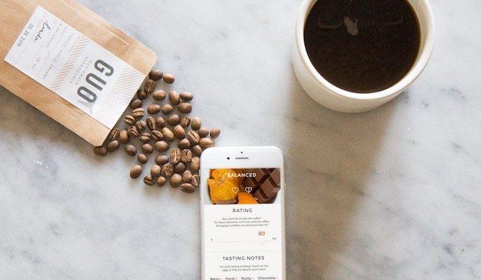 driftaway coffee app