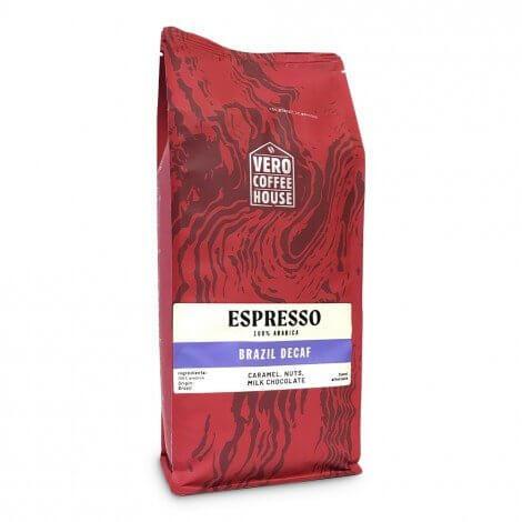 Vero Coffee House Brazil Decaf