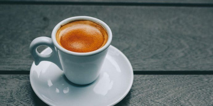 the most popular type of coffee: espresso
