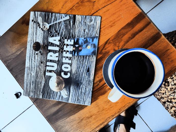Juria coffee